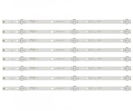 """LED Bar 43"""" 3LED SET 8BUC 430WDC1"""