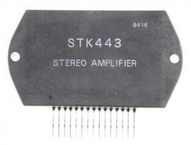 STK443 PMC