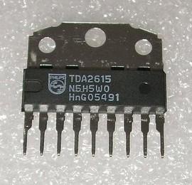 TDA2615 Philips gg1