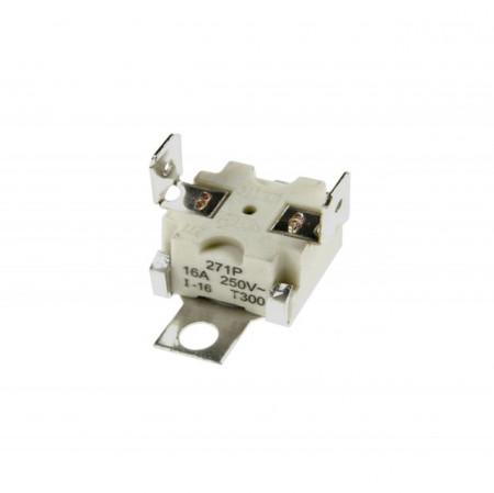 Termostat 300C 250V 16A