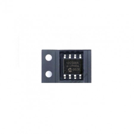 12C508A / PIC12C508A Microchip tdm