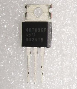 40T03GP Analog Device
