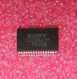 CXD9841M Sony cs