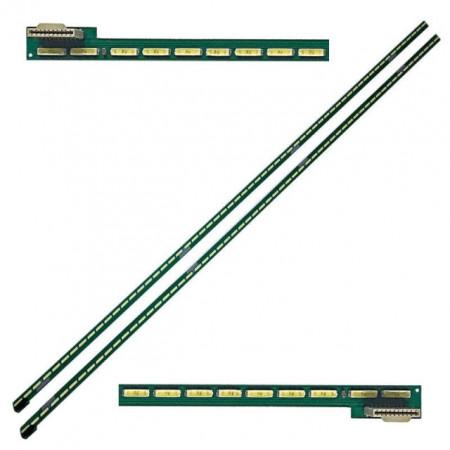 "LED Bar 55"" 60LED SET 2BUC LG"