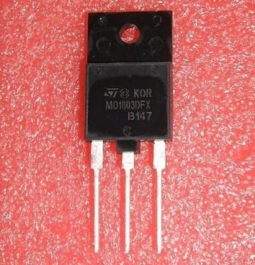 MD1803DFX / ST1803DFX ST®