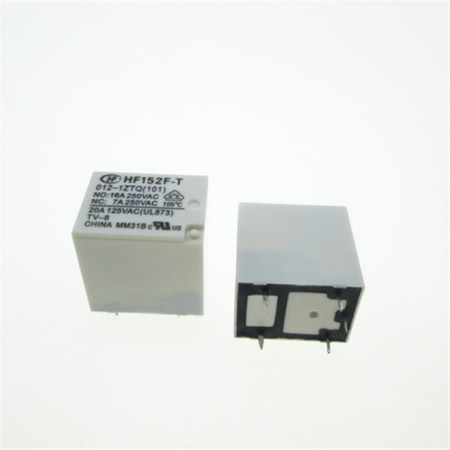 Releu 5V 250V/10A Hongfa