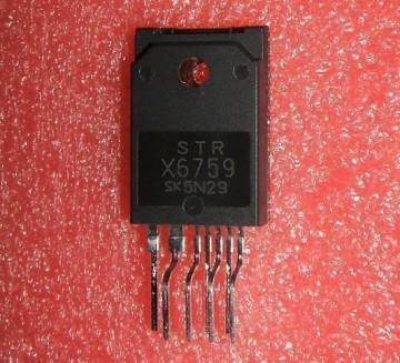 STRX6759 Sanken pa4