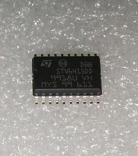 STV6415DD ST® tlr