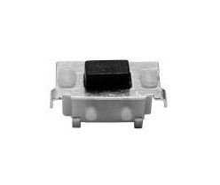 Tact switch 6x3x3 SMD