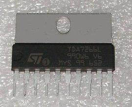 TDA7266L ST® cd1