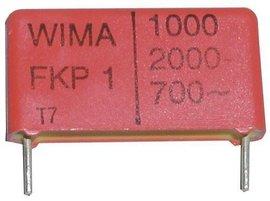 1000pF/2000V Wima sk