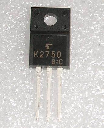 2SK2750 Toshiba