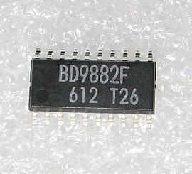 BD9882F Rohm ra1