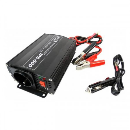 DC/AC Inverter 12V / 230V 500W