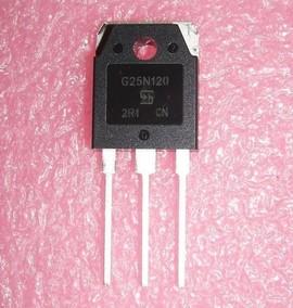 G25N120 / W25N120 TSC rg