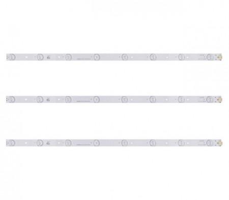 """LED Bar 32"""" 8LED SET 3BUC Hyundai"""