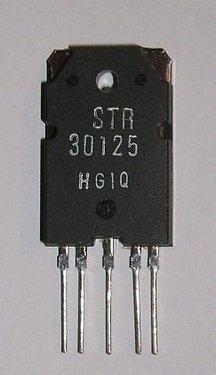 STR30125 Sanken Pe5