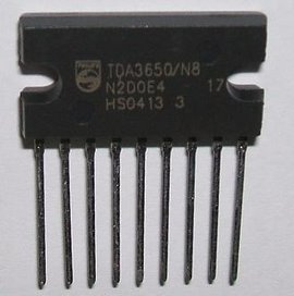TDA3650 Philips gh1