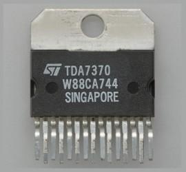 TDA7370 ST® ji3