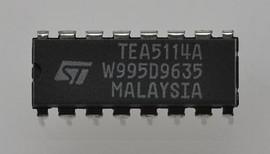 TEA5114A SGS ke2