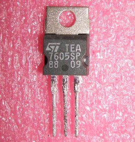 TEA7605 / LM7605 ST® sk