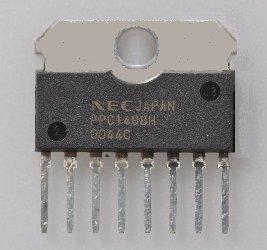 uPC1498H NEC bd3