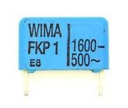 1500pF/1600V Wima
