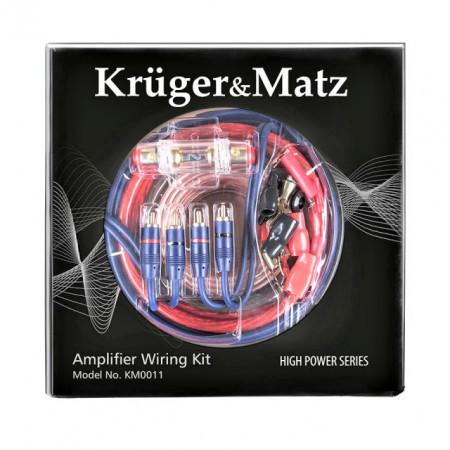 Kit cabluri subwoofer auto 1000W Kruger&Matz