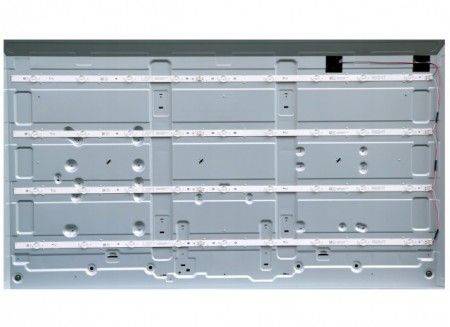 "LED Bar 49"" 4-5LED SET 8BUC L-R LG"