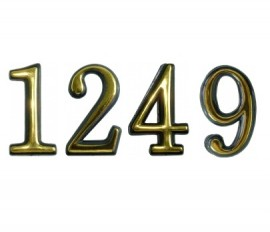 Numere autoadezive 0-9