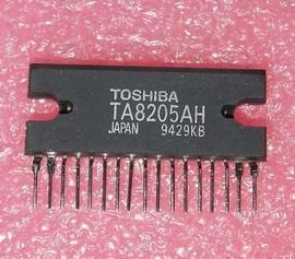 TA8205AH Toshiba ga1