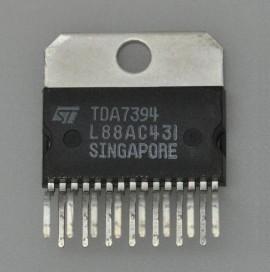 TDA7394 ST® ef4
