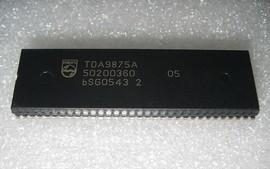 TDA9875A Philips dlb bi1