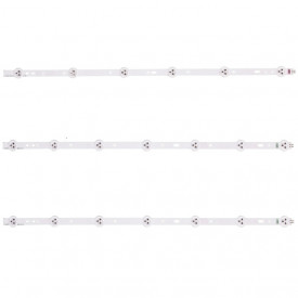 "LED Bar 32"" 6-7LED SET 3BUC ZCL"