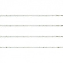 "LED Bar 40"" 9LED SET 4BUC PHI"