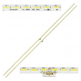 "LED Bar 55"" 64LED SET 2BUC Sharp"