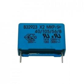 1uF/305V x2 Epcos