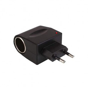Adaptor tensiune retea 220V la auto 12V / 5W