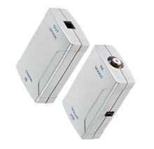 Convertor Digital Coaxial RCA la Optic Toslink