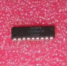 CXD9841P Sony cs