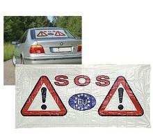 Folie auto S.O.S.