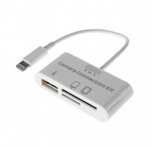 iPad 3:1 Card Reader