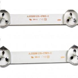 """LED Bar 32"""" 11LED JL.D320B1235"""