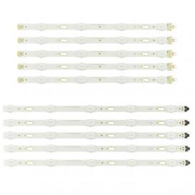 """LED Bar 40"""" 4-5LED SET 10BUC SAM"""