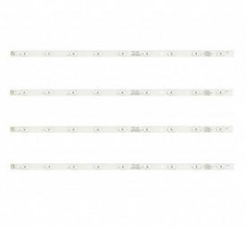 """LED Bar 40"""" 9LED SET 4BUC Sharp +"""
