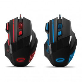 Mouse 7D Gaming MX201 Wolf