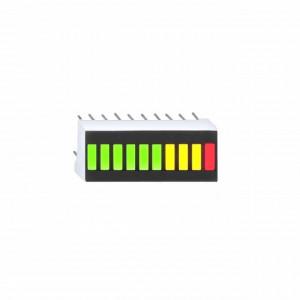 10 LED Bargraph Display GYR1