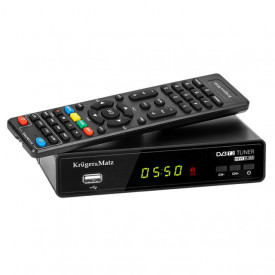 HD DVB-T2 Receiver K&M