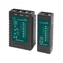 LAN / UTP / RJ45 / USB Cable Tester