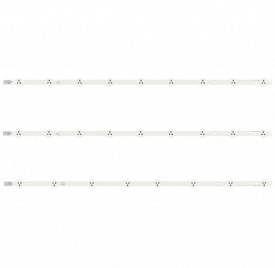 """LED Bar 39"""" 8-9LED 1BUC VES390UNDA A-B"""